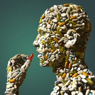 Lord of the Pills - One Pill to rule them all?